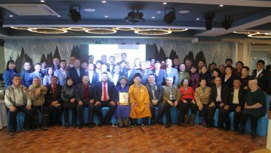 Photo of Сар шинийг тохиолдуулан компанийн бүх ахмадуудаа хүлээж авч хүндэтгэл үзүүллээ