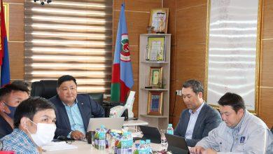 """Photo of Монгол улсын Засгийн газрын гишүүн, Эрчим хүчний сайд Н.Тавинбэх өнөөдөр /2021.07.18/ """"Дарханы дулааны сүлжээ"""" ТӨХК-ийн үндсэн үйл ажиллагаатай танилцлаа"""